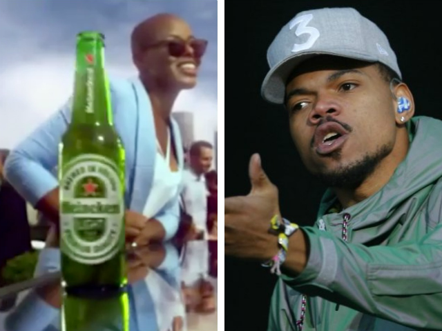 Heineken Pulls Ad After Chance The Rapper Calls It