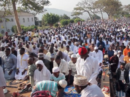 Mufti Kayitare was speaking to hundreds of Muslims who gathered at Kigali Muslim Cultural Centre in Nyamirambo, yesterday, for Eid al-Adha prayers.