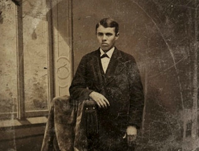 Rare Photo of Jesse James Sold on eBay for $10 Estimated to Be Worth $2M