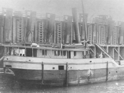 Wreckage of a Steamer Sunk More Than a Century Ago Found