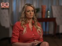 Adult performer Stormy Daniels sits down for an interview with CNN's Anderson Cooper, which was broadcast by CBS News' 60 Minutes.