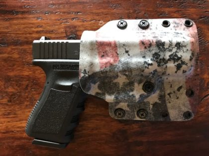 TalTac Pro Series Kydex Holster: A Perfect Companion for the Glock 19