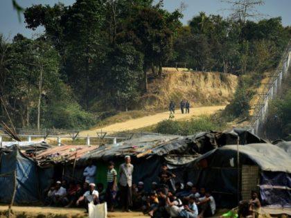 Myanmar defends troop build-up on Bangladesh border near Rohingya camp