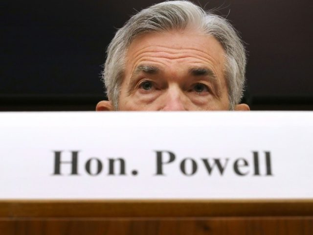 Federal Reserve boss Jerome Powell appeared before lawmakers again Thursday, days after his comments spooked global markets