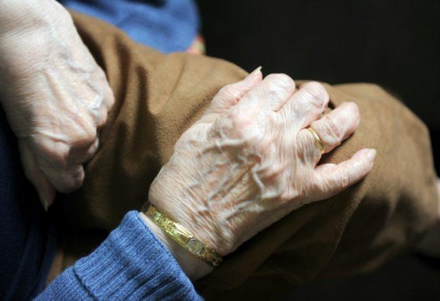 Sensors help smartphones keep eye on solo seniors