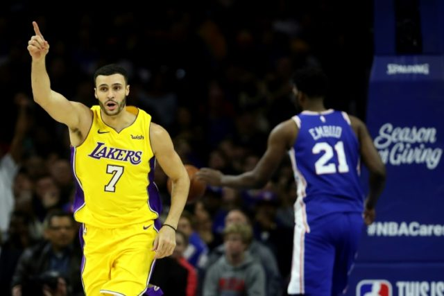 Larry Nance Jr. arrived in Cleveland in a February 8 trade with the Los Angeles Lakers