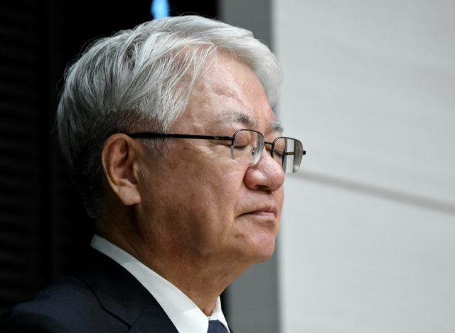"""I'm very sorry,"" said Kobe Steel's CEO"