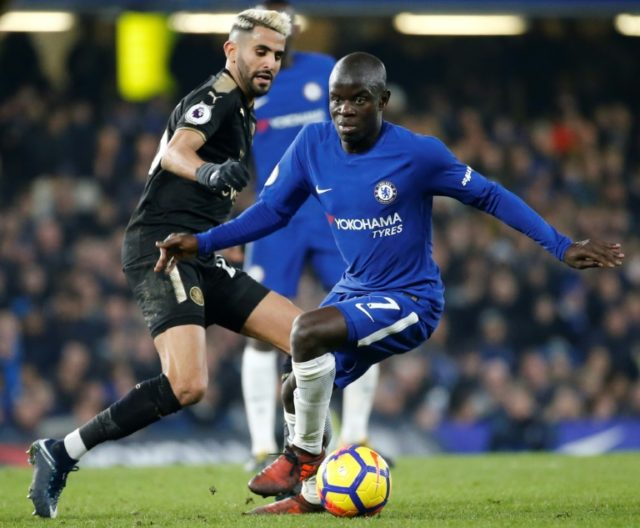 Kante collapse shocks Chelsea teammates