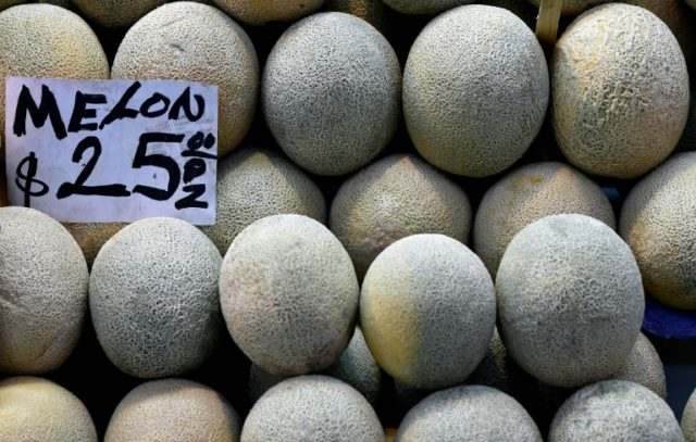 Fourth person dies in Australia from contaminated melon