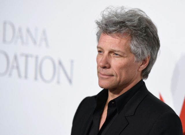 Promotion catapults Bon Jovi back to top of US chart