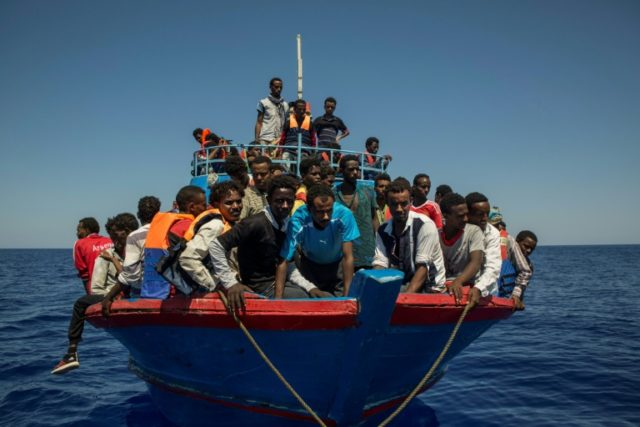 Over 20 migrants feared drowned off Libyan coast: IOM