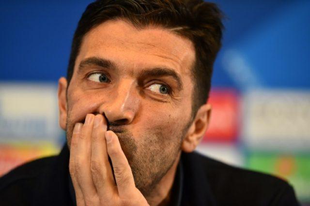 Buffon backs Juventus to stun Spurs