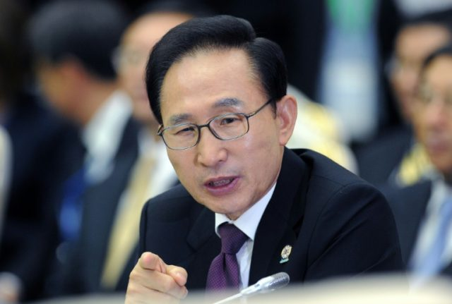 S. Korean ex-president Lee Myung-bak to face bribery questioning