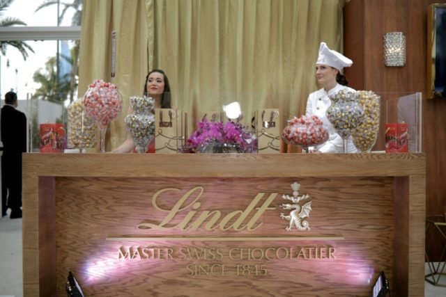 Lindt eyes chocolate lovers in emerging markets