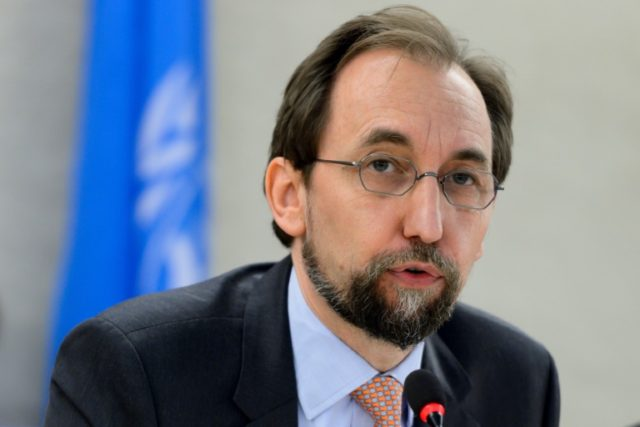 UN rights chief rejects Hungary criticism, says PM a 'racist'