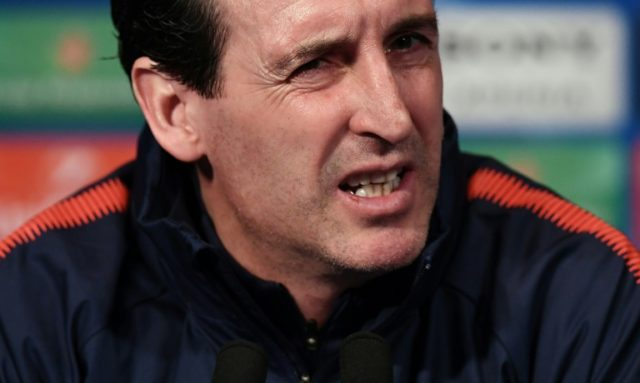 Paris Saint-Germain coach Unai Emery is unlikely to remain in his job long if the Qatari-backed side are knocked out of the Champions League