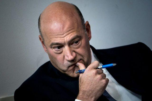 Gary Cohn: Former Goldman banker exits Trump's White House