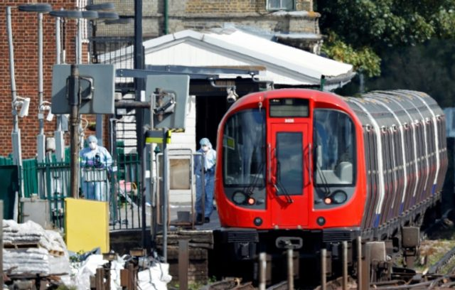 London Tube bomb suspect 'trained' by IS in Iraq