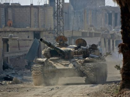 Regime sends more forces to Ghouta as UN decries 'apocalypse' in Syria