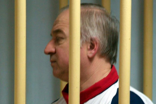 Russian ex-spy Sergei Skripal and his daughter collapsed on a bench after being exposed to an unknown substance