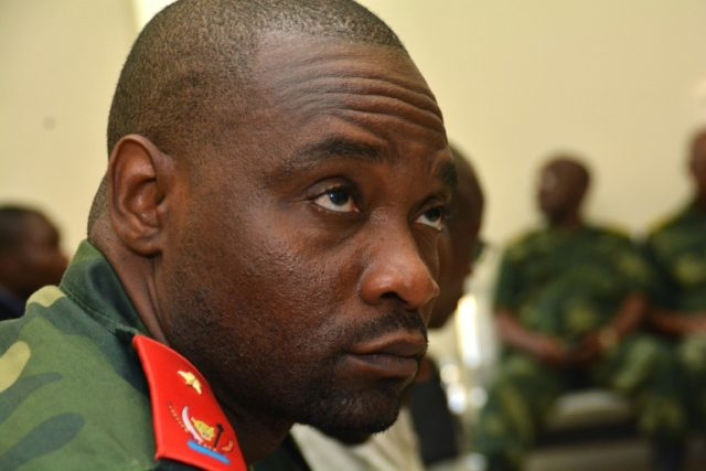 General Germain Katanga Katanga is protesting an order to pay $1 million in damages to his victims