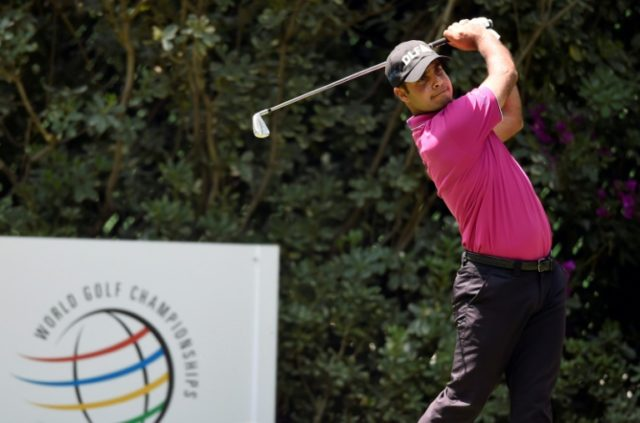 Shubhankar Sharma led for long periods of the WGC event in Mexico before falling away on the final day