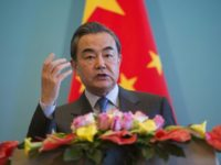 """""""Choosing a trade war is surely the wrong prescription, in the end you will only hurt others and yourself,"""" foreign minister Wang Yi said during a press conference, adding that """"China will certainly make an appropriate and necessary response."""""""