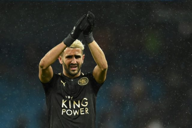Leicester deny Mahrez has retired after bizarre Facebook post