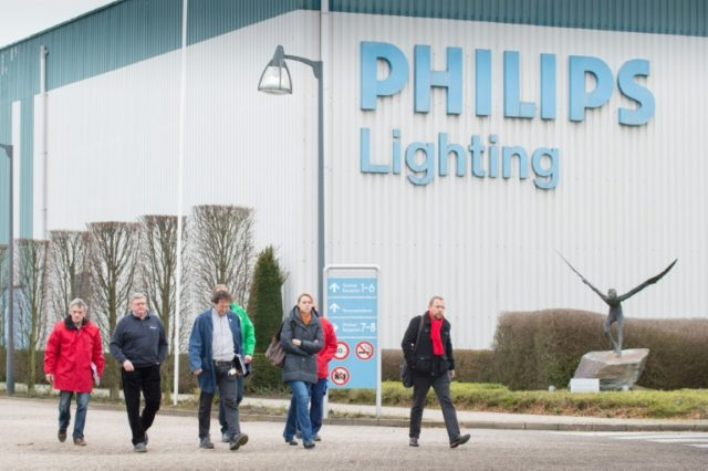 When Philips Lighting listed as a standalone company on the Amsterdam stock exchange in May 2016, it was valued at around three billion euros