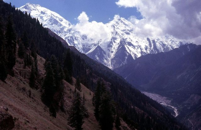 Into the dark: Climber recounts terrible choice on Pakistan mountain