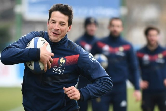 François Trinh-Duc has been recalled by France to face Six Nations champions England