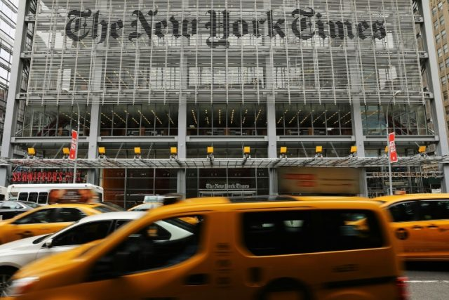 New York Times publishing obituaries of 'overlooked' women