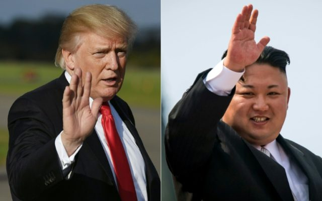 Trump and Kim to hold historic meeting