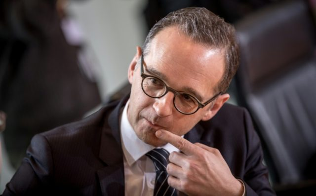 Heiko Maas is set to swap Germany's Justice Ministry for the Foreign Ministry, succeeding Social Democratic Party colleague Sigmar Gabriel