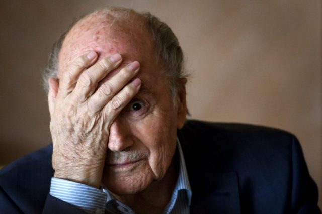 Blatter wishes Platini case would end, backs 2026 World Cup in Morocco