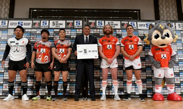 Japan's Joseph says Sunwolves role will reap Rugby World Cup rewards