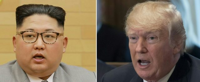 The leaders of the US and North Korea are due to meet by the end of May