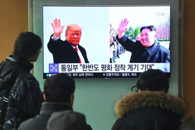 No sitting US president has ever met any of North Korea's leaders, much less gone to Pyongyang