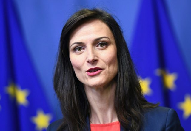 Politicians use fake news to discredit their opponents, says EU Digital Commissioner Mariya Gabriel