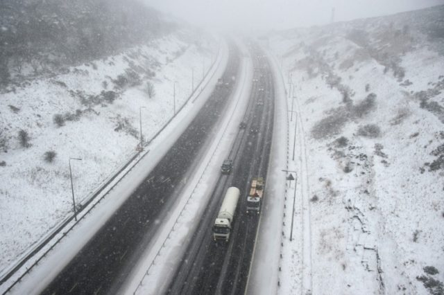 Britain -- and most of Europe -- has been gripped by extreme cold weather and major snowfall throughout the week
