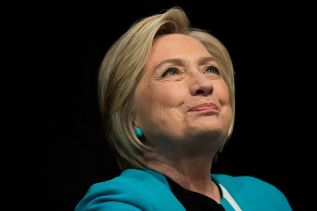 """Hillary Clinton says that the US State Department is """"being eroded"""" and that experienced diplomats on the NorthKorean issue are in short supply"""