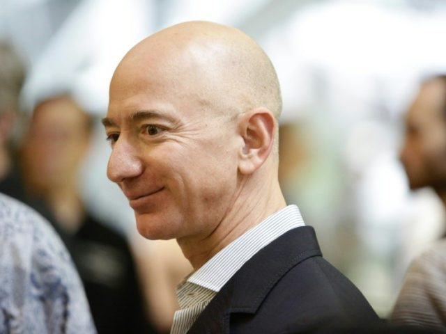 Report: 'Trump Hates Amazon'…