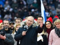 Around 90 percent of people who are aware of Putin's programme say they support it, according to pollster Valeriy Fyodorov