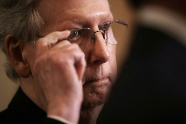 Republican leader says Senate 'unlikely' to undo steel tariffs