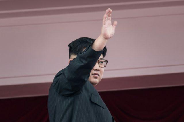 North Korean leader Kim Jong Un makes surprise China visit