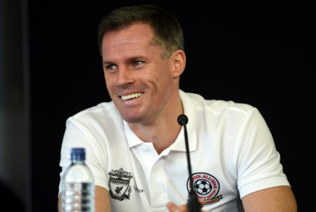TV pundit Jamie Carragher has been suspended by Sky for the rest of the season
