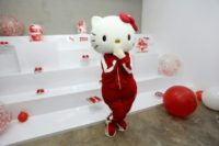 Hello Kitty, Japan's global icon of cute, was introduced in 1974 and is now one of the country's most famous exports -- adorning everything from pencil cases to pyjamas