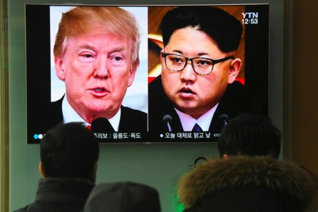 North Korea has yet to confirm that it issued an invitation for Trump to meet Kim for nuclear disarmament talks, as South Korean officials reported to Trump during a White House meeting last week