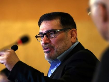 """""""We will not accept any changes, any interpretation or new measure aimed at limiting"""" the 2015 deal between Iran and major powers, said Ali Shamkhani in remarks carried by ISNA news agency"""