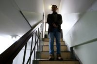 Ikeida, a 55-year Japanese man, has chosen to shut himself completely away from society